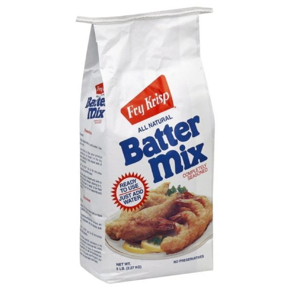 Fry Krisp All Natural Batter Mix- 2 Pack