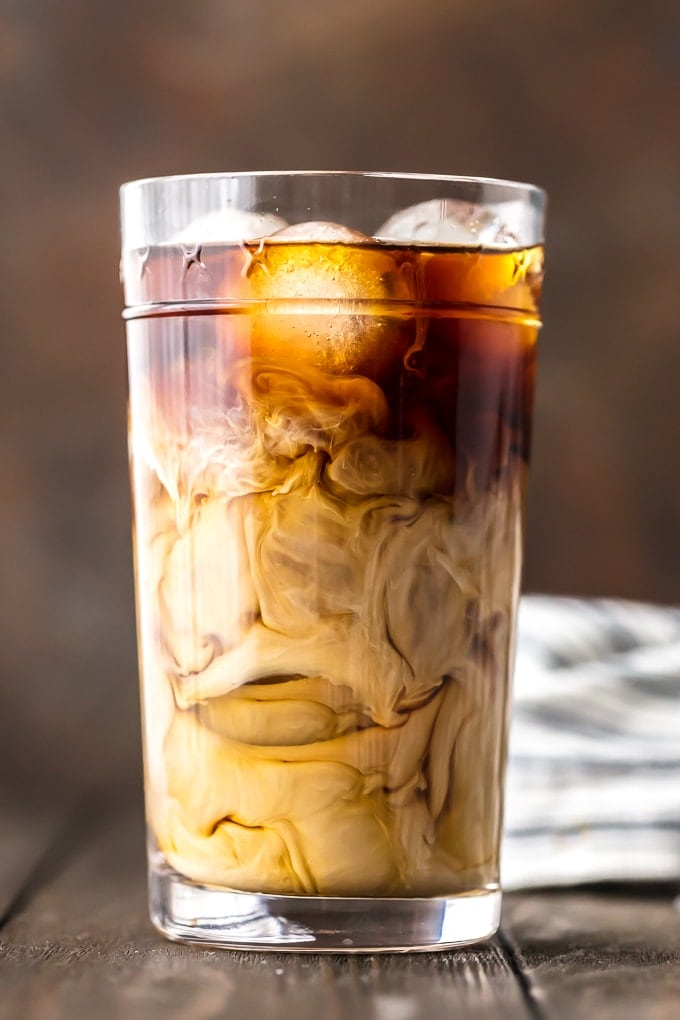 Recipe for Creamy Iced Coffee