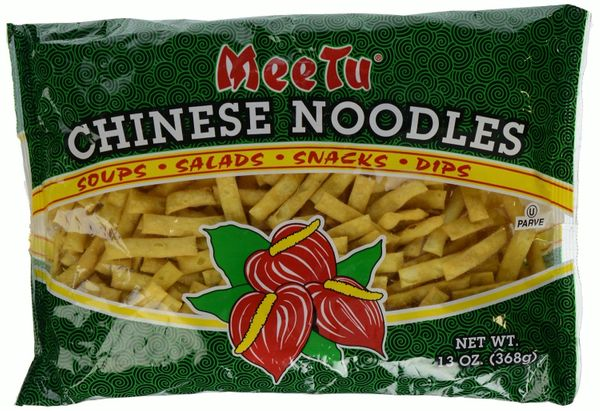 Mee Tu Chinese Noodles, 13-Oz(Pack of 12)
