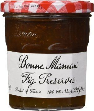 Bonne Maman Fig Preserves - 13 Oz Glass Jars, 6 pack