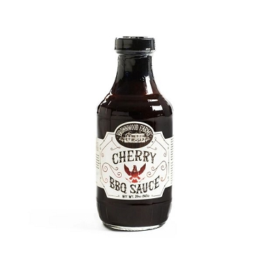 Brownwood Farms Cherry BBQ Sauce 21 Oz - 3 Pack
