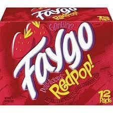 Faygo Red Pop Soft Drink-12 Pack Cans