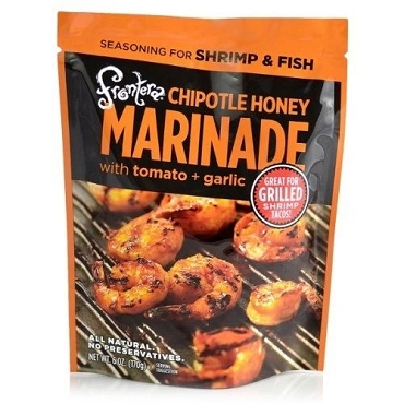 Frontera Chipotle Honey Marinade- pack of 6