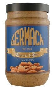 Germack Almond Butter- 6 Pack