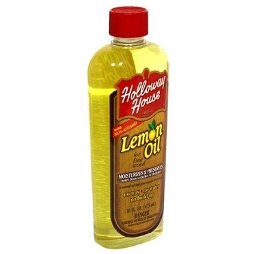 Holloway House Lemon Oil with Sun Guard, 6 Pack
