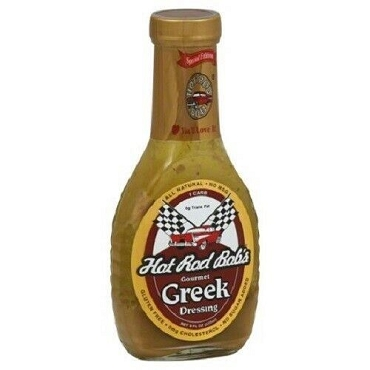 Hot Rod Bob's Greek Dressing- 6 Pack