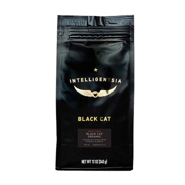 Intelligentsia Black Cat Classic Espresso Coffee: Three -12 oz Bags