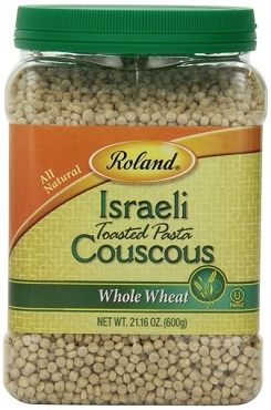 Israeli Whole Wheat Couscous by Roland- 4 Pack