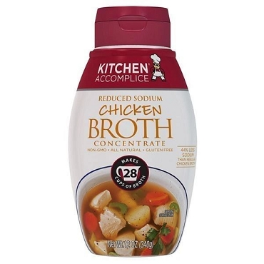 Kitchen Accomplice Chicken Broth Concentrate- 6 Pack