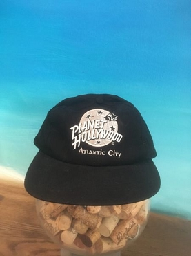 Planet Hollywood Atlantic City Baseball Cap, New, Never Worn