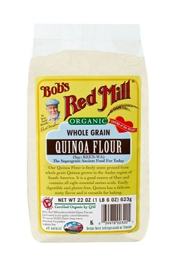 Quinua Flour by Bob's Red Mill, Organic, 4 pack