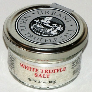 Urbani White Truffle Salt- 3.5 Oz Glass Jar