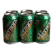 Vernors Ginger Ale- 24 Pack of 12 Oz Cans
