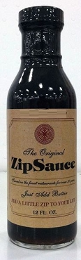 ZIP SAUCE, 12 Oz Bottles- 6 Pack