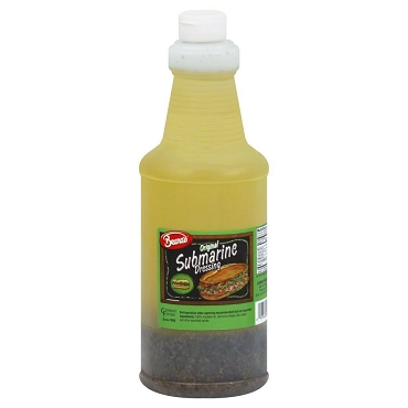 Beano  Original Submarine Dressing,  32 Oz  Large Bottles(Pack of 4)