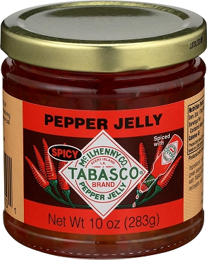 Tabasco Spicy Pepper Jelly 10 oz. Jar (2 Pack) Free Shipping