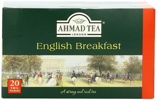 Ahmad Tea English Breakfast Tea