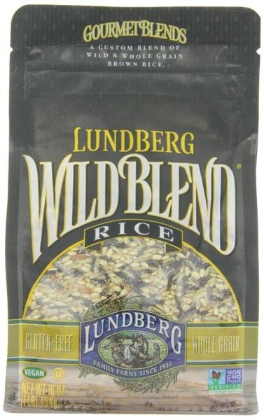 Lundberg Wild Blend of Wild and Whole Grain Brown Rice