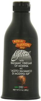 Monari Glaze of Balsamic Vinegar, 9.1-Ounce Units (Pack of 6)