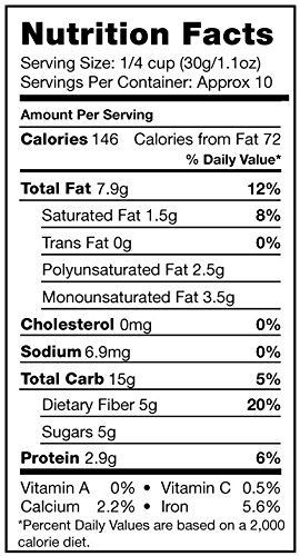 Naked Granola Taste of Seattle - 11 oz bags, Case of 6 Bags-