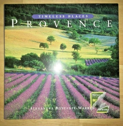 PROVENCE Timeless Places - A Barnes & Noble Book-used but like new