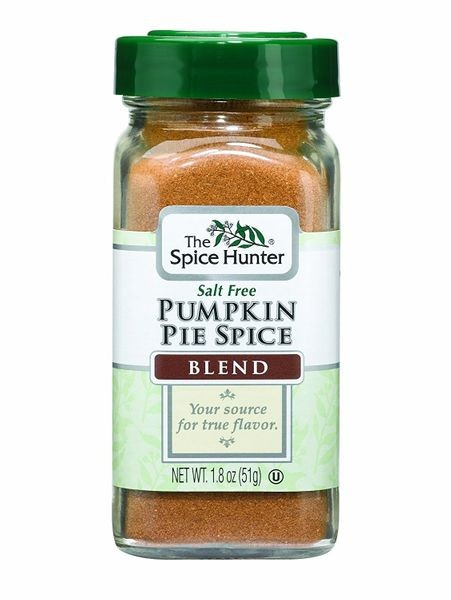 Pumpkin Pie Spice Blend, 1.8 Ounce Jars (Pack of 6)