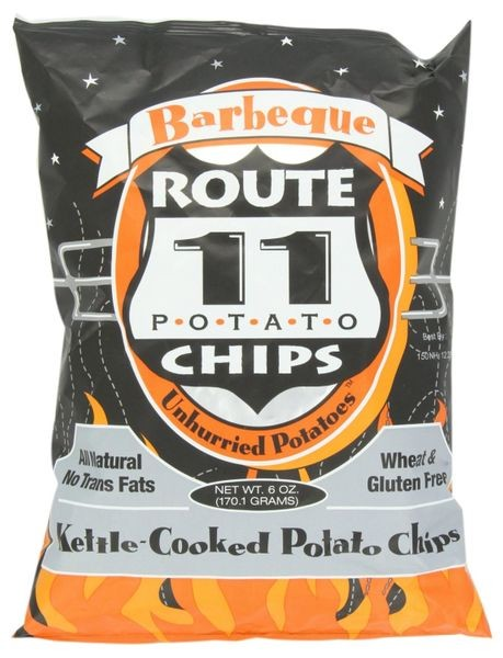 Route 11 BBQ Potato Chips