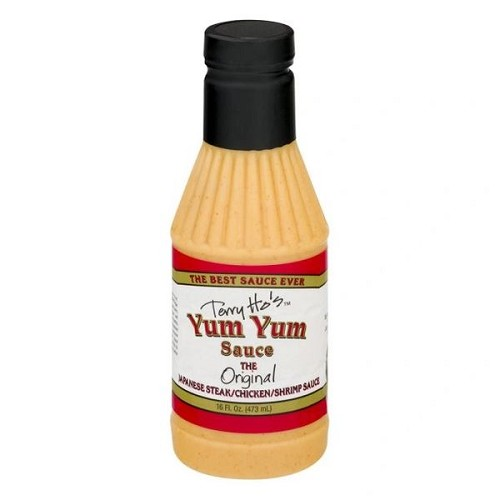 Terry Ho's Yum Yum Original Steakhouse Steak/Shrimp Sauce