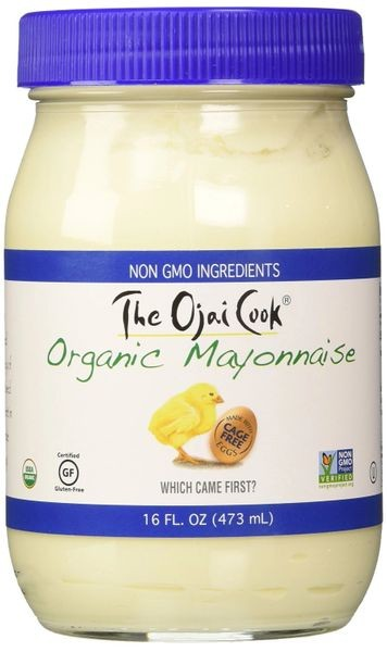 The Ojai Cook Organic Mayonnaise 16 oz (Pack Of 6)